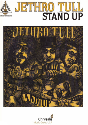 Hal Leonard Jethro Tull: Stand Up Recorded