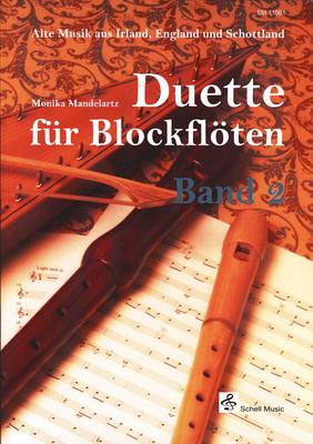 Schell Music Duette für Blockflöten Vol.2