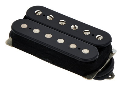 DiMarzio DP 254BK Transition Neck black