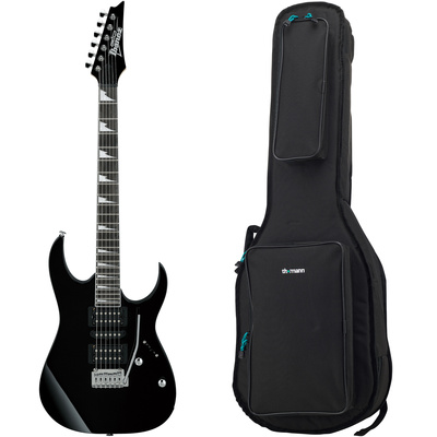 Ibanez GRG170DX-BKN Bundle