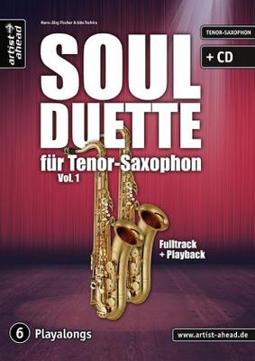 Artist Ahead Soul Duette für Tenorsaxophon