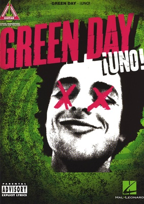 Hal Leonard Green Day Â¡Uno! Guitar