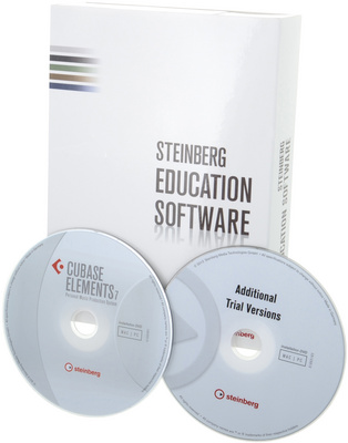 Steinberg Cubase Elements 7 Edu