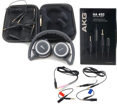 AKG K-450 Communication Set