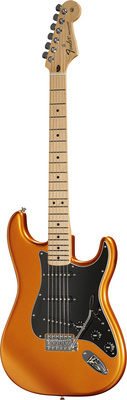 Fender STD Strat MN Satin Arizona Sun