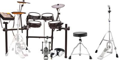 YES 1 E Drum Kit Bundle