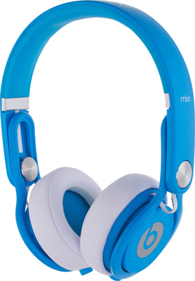 Beats By Dr. Dre Beats Mixr Neon Blue