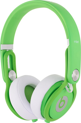 Beats By Dr. Dre Beats Mixr Neon Green