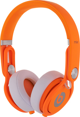 Beats By Dr. Dre Beats Mixr Neon Orange