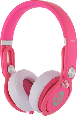 Beats By Dr. Dre Beats Mixr Neon Pink