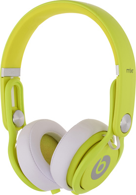 Beats By Dr. Dre Beats Mixr Neon Yellow