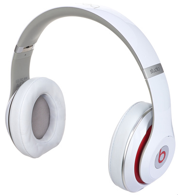 Beats By Dr. Dre Beats Studio 2.0 White