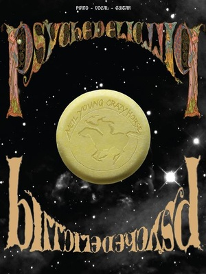 Hal Leonard Neil Young Psychedelic Pill