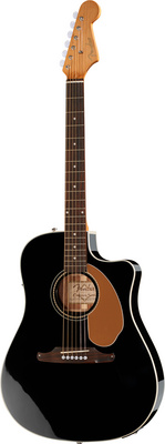 Fender Sonoran SCE Thinline BK