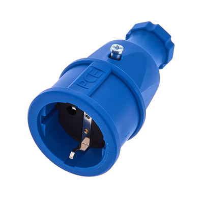 Stairville Rubber Coupling EU / Blue