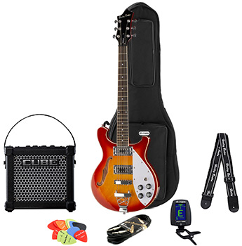 Electric Guitar RB 600CS Set