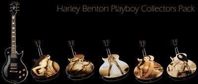 Harley Benton Playboy Collectors Pack No. 8