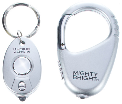 Mighty Bright Roadie Light Set - Silver