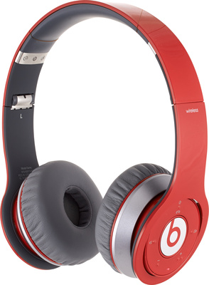Beats By Dr. Dre Beats Wireless Red