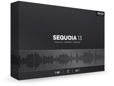 Magix Sequoia 12 Update V11