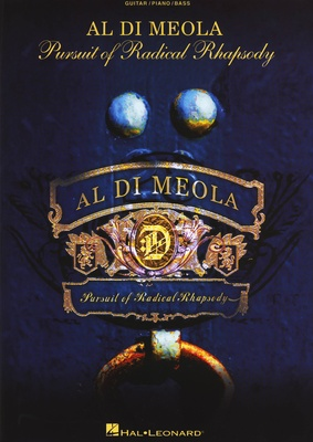 Hal Leonard Al Di Meola: Pursuit Radical