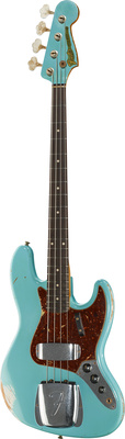 Fender 64 Jazz Bass H. Relic DB