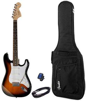 Fender Squier Affinity RW BSB Set