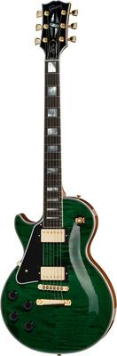 Gibson Les Paul Custom Smaragd LH HPT