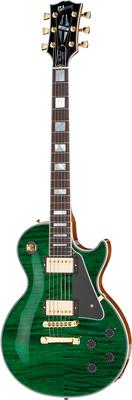 Gibson Les Paul Custom Smaragd HPT