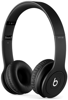 Beats By Dr. Dre Beats Solo HD Matte Black