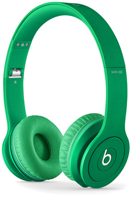 Beats By Dr. Dre solo HD Matte Green