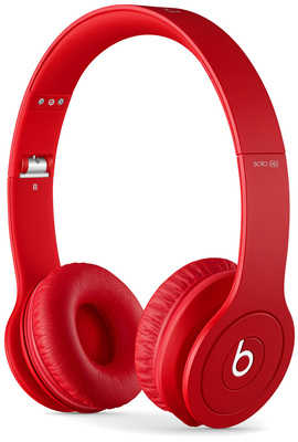 Beats By Dr. Dre Beats Solo HD Matte Red