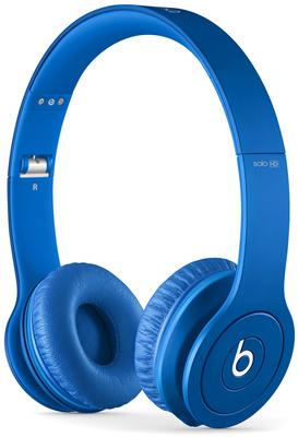 Beats By Dr. Dre solo HD Matte Blue