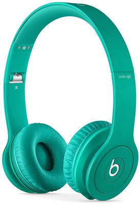 Beats By Dr. Dre Beats Solo HD Matte Teal