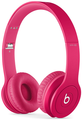 Beats By Dr. Dre solo HD Matte Pink