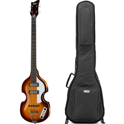 Höfner Ignition Violin Bass Ca Bundle