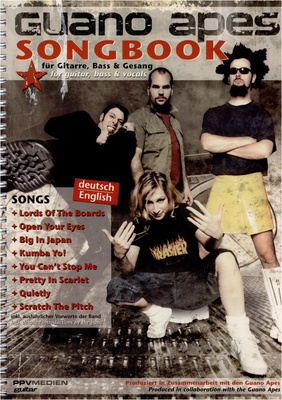 Guano Apes Songbook