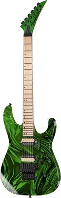 Jackson Pro DK2M Dinky Slime Green