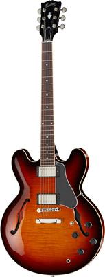 Gibson ES-335 Bourbon Burst Figured