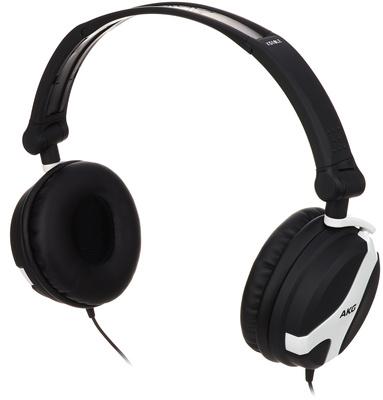 AKG K-518 DJ White