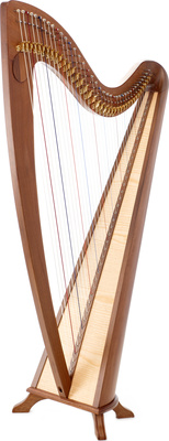 CLH 38W Celtic Lever Harp