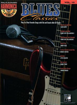 Harmonica Play Blues Classics