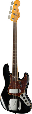 Fender 66 Jazz Bass Relic BLK