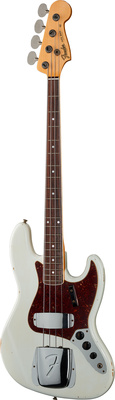 Fender 66 Jazz Bass Relic OW