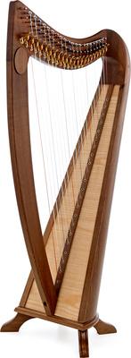 CLH 22W Celtic Lever Harp