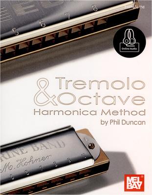 Tremolo and Octave Harmonica