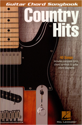 Guitar Chord Songbook Country