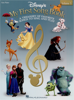 Disneys My First Songbook