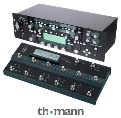 Kemper Profiling Amp Powerrack Set Thomann Uk