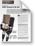 Recording Magazin  (02/2010)